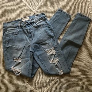 Pacsun Light-washed jeans